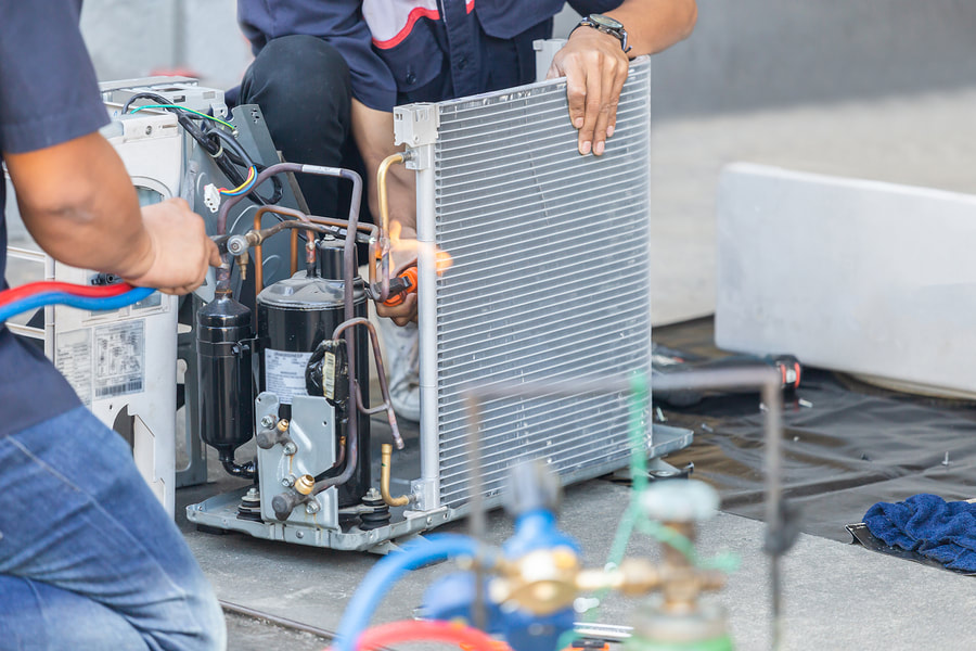 professional air conditioning services